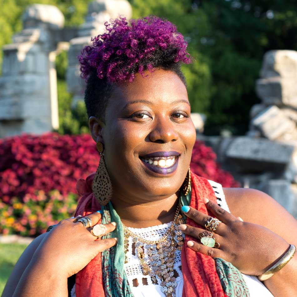 Brittíni Gray, Healing Justice Fellow & Artist-in-Residence -