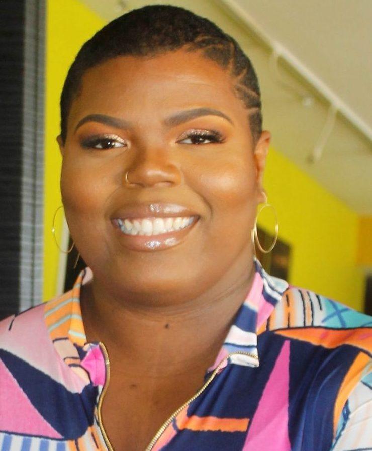 Jessireé Jenkins, Community Engagement Strategist -