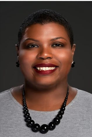 Jessireé Jenkins, Community Engagement Strategist -