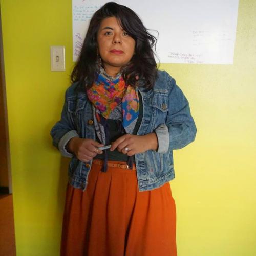 Alicia Hernández -